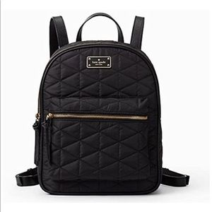 Kate Spade Wilson Road Quilted Backpack